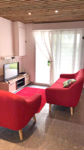 Apartment With 2 Bedrooms in Bras-panon, With Wonderful sea View, Enclosed Garden and Wifi, Bras-Panon