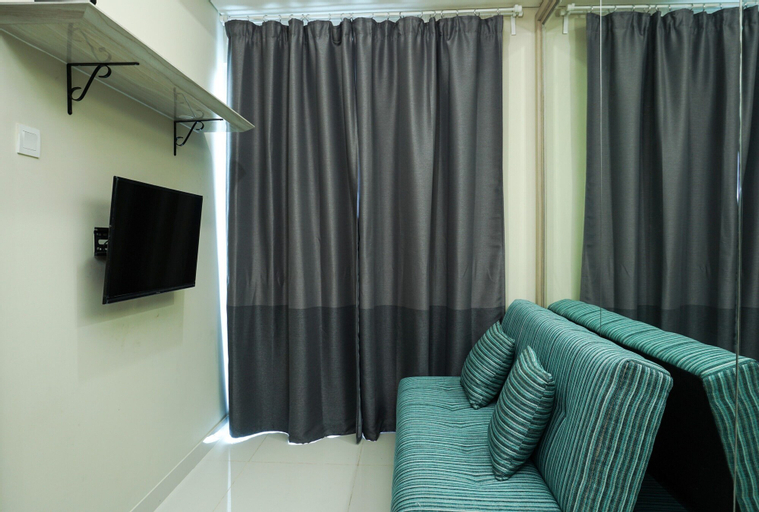 Best 1BR with Sofa Bed Puri Mansion Apartment, West Jakarta