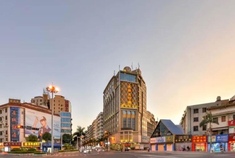 Global Hotel, Quanzhou