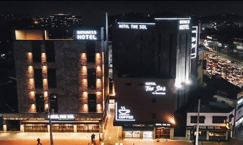 Gwangju Songjeong Hotel The Sol, Gwangsan