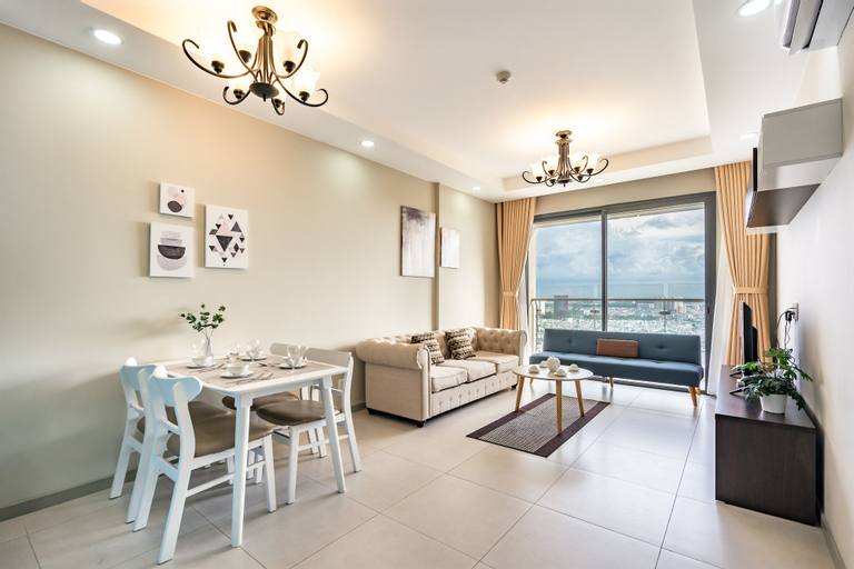 The Goldview Residence, Quận 4