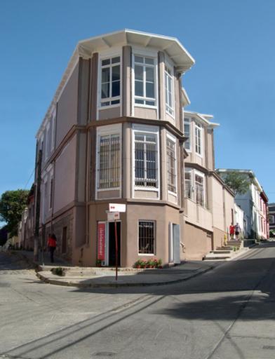 Casa von Moltke, Valparaíso