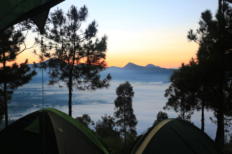 Explore Jayagiri - Camping Cantik, Cukup bawa Badan!, Bandung