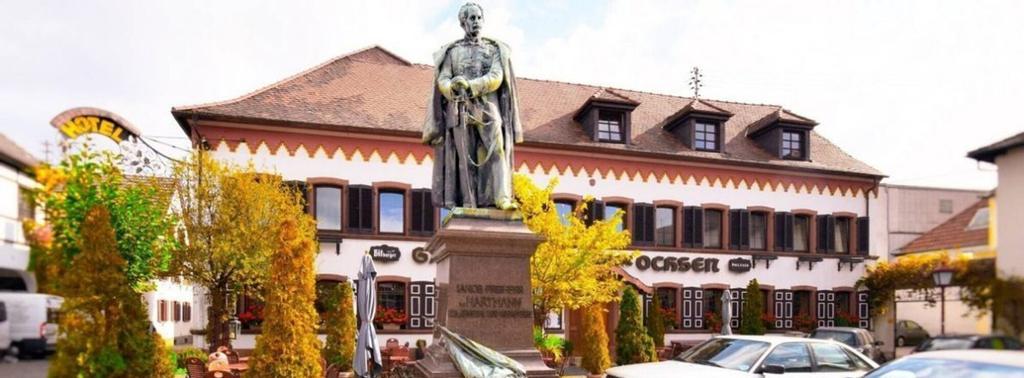 Hotel Restaurant Zum Goldenen Ochsen, Südliche Weinstraße