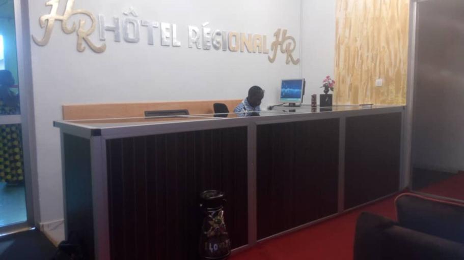 Hôtel Regional, Gbeke