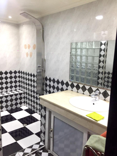 House With 2 Bedrooms in Casablanca, With Wonderful City View, Furnished Garden and Wifi - 60 km From the Beach, Casablanca