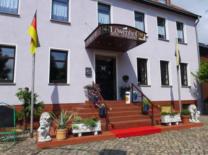 Hotel Löwenhof, Magdeburg