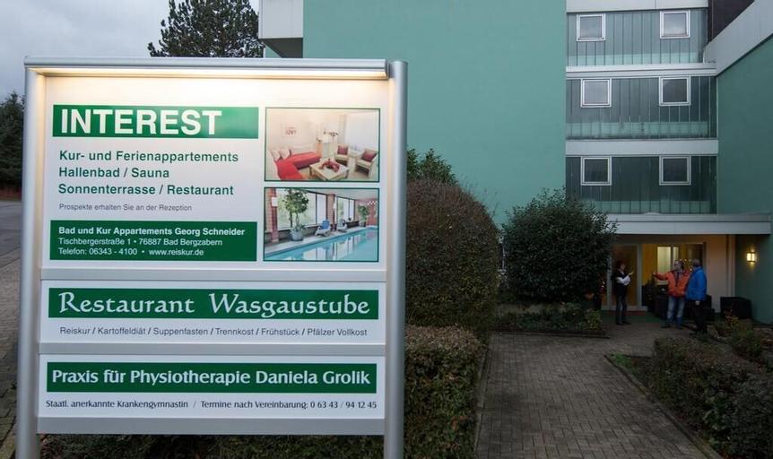 Kur- und Ferienappartements Interest, Südliche Weinstraße