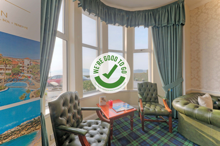 Best Western Muthu Queens Hotel, Argyll and Bute