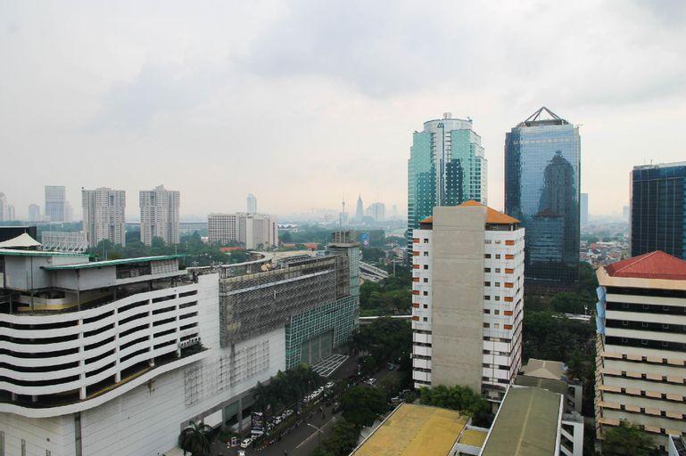 2BR Family Sudirman Condominium Apt By Travelio, South Jakarta