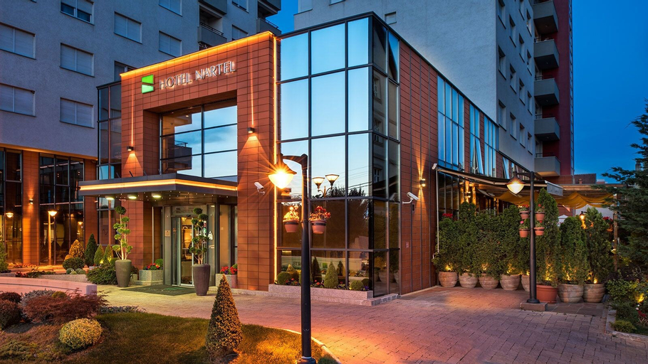 Nartel Hotel, Priština