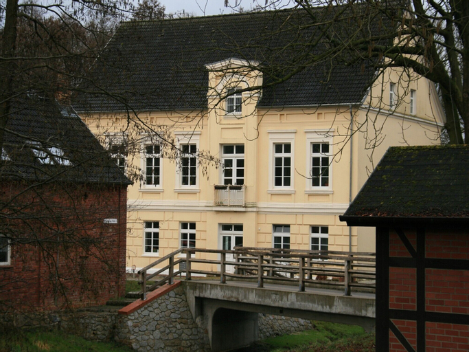 Schönhagener Mühle, Prignitz