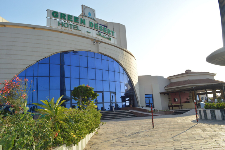 Green Desert Hotel, Sadat City