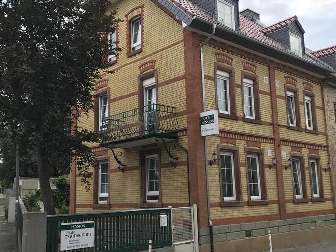 Pension Alt Gunsenum, Mainz