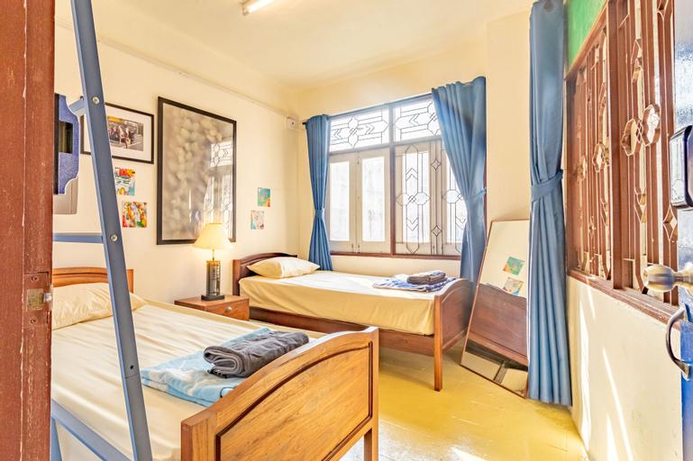 MOONG Samyan - Hostel and Private Room, Bang Rak
