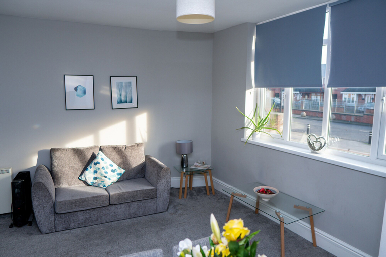 The White House Apartments, North Tyneside