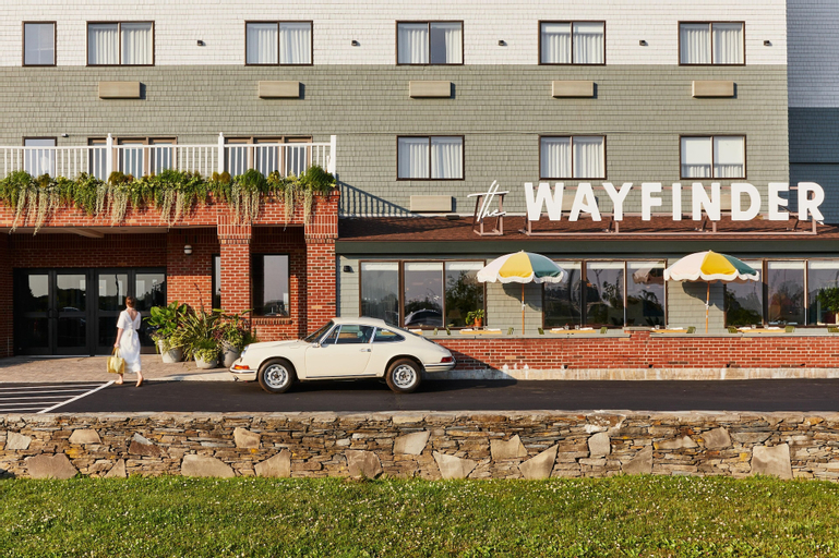 The Wayfinder Hotel, Newport