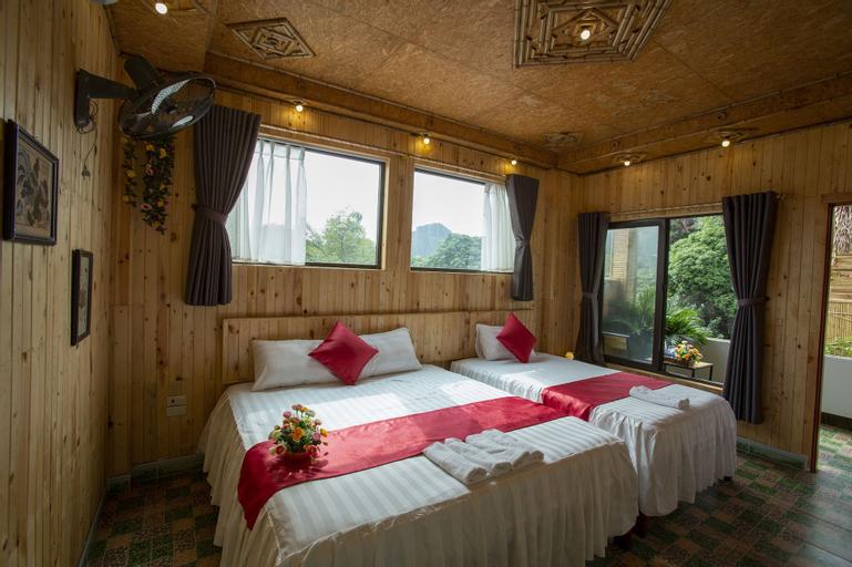 Hang Mua Bamboo Homestay, Hoa Lư