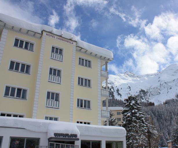 Hotel Laudinella, Maloja