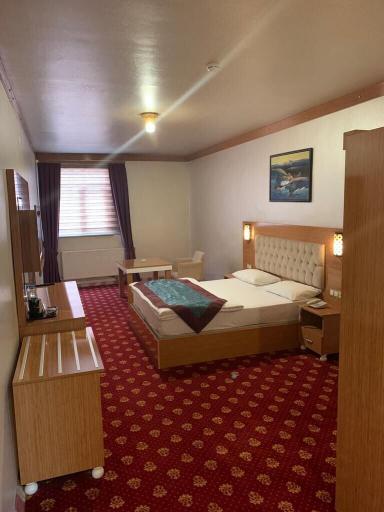 Agri Best Hotel, Merkez