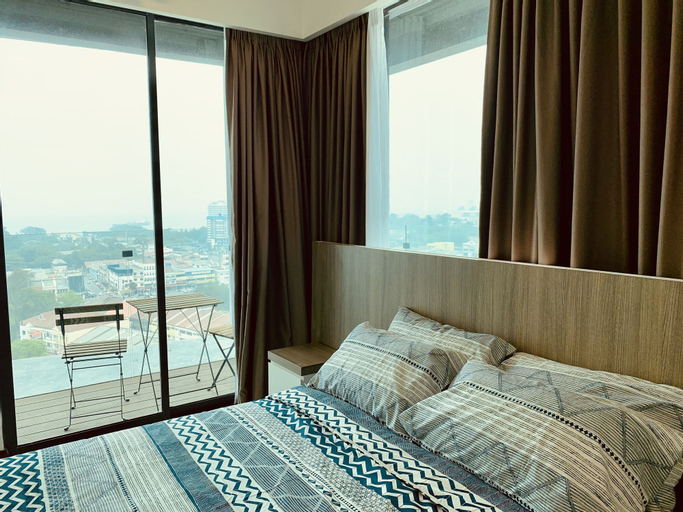 D'wharf Residence @ PD Waterfront Family Deluxe Suite by AirPlan, Port Dickson