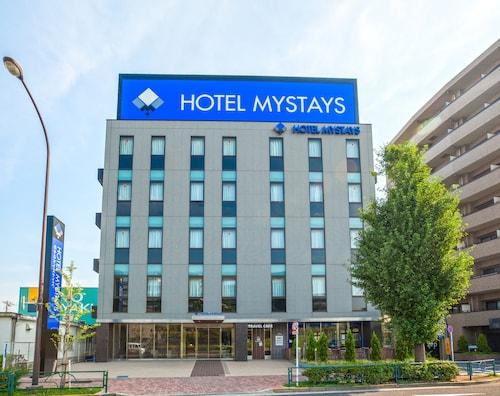 Hotel Mystays Haneda, Ōta