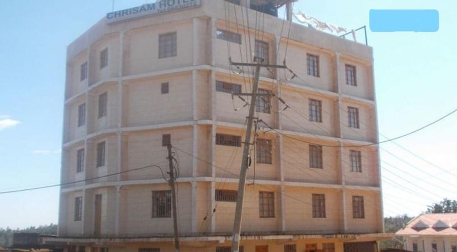 Chrisam Hotel, Manyatta