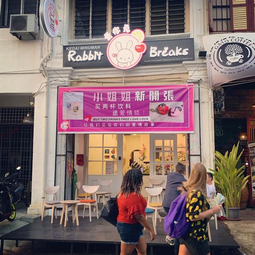 Rabbit Breaks Penang - Hostel, Pulau Penang
