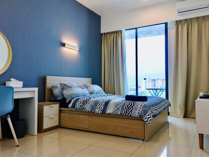 D'wharf Residence @ PD Waterfront Family Max Suite by AirPlan, Port Dickson