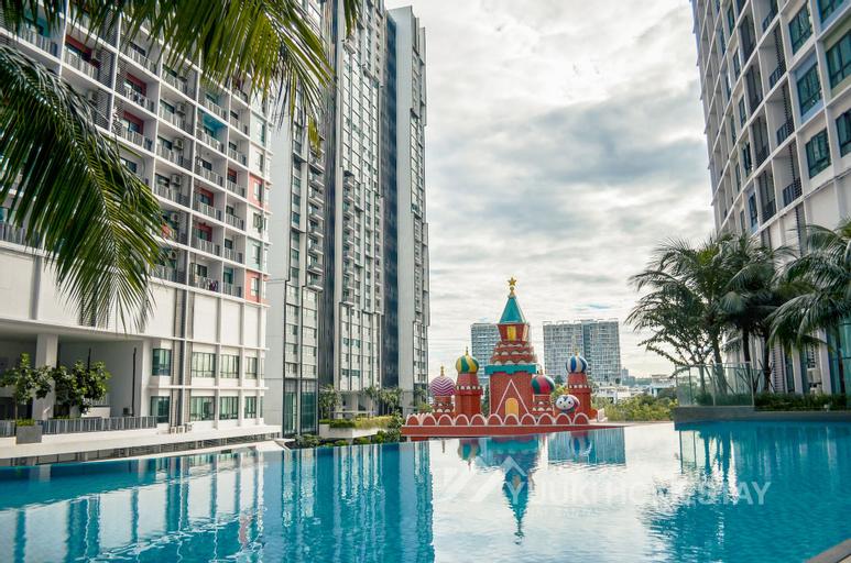 I-City, I-SoHo by HostAssist, Kuala Lumpur