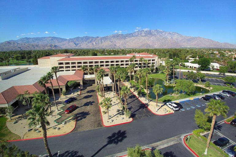 DoubleTree by Hilton Hotel Golf Resort Palm Springs, Riverside