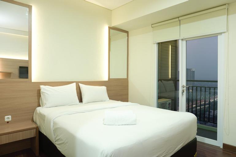 Cozy Studio Puri Orchard Apartment in Strategic Location, West Jakarta