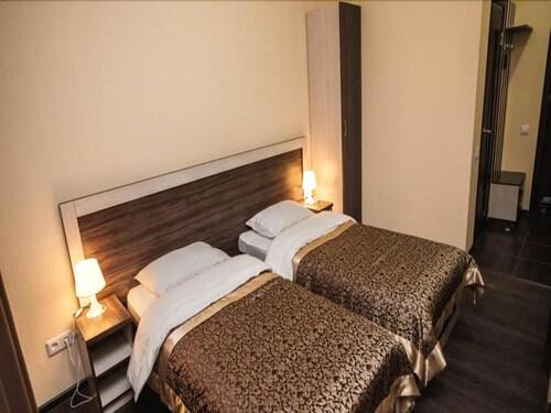 Fox Hotel, Barnaul gorsovet