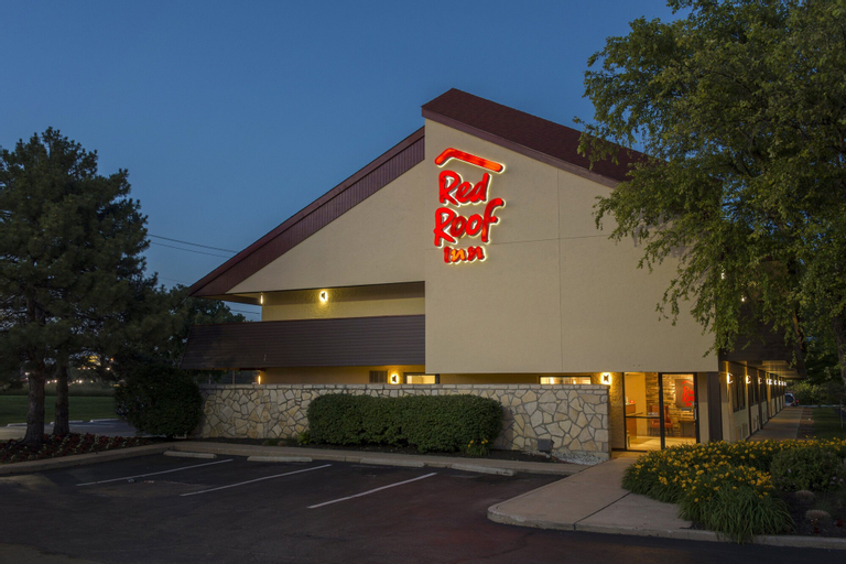 Red Roof Inn St Louis - St Charles, Saint Charles