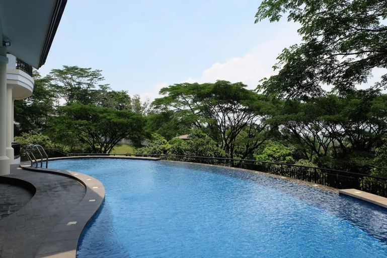 Mansion with a Million Dollar View @Sentul City, Bogor