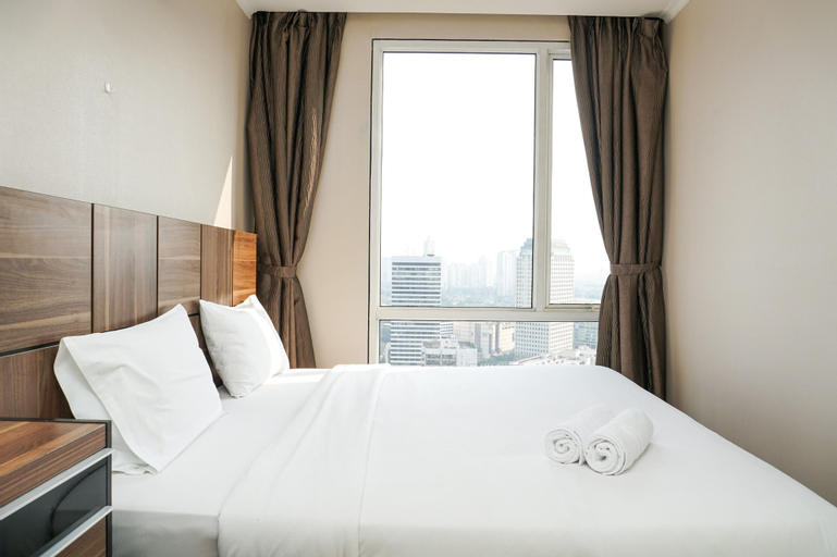 Strategic and Best 3BR Apartment at FX Residence, Central Jakarta