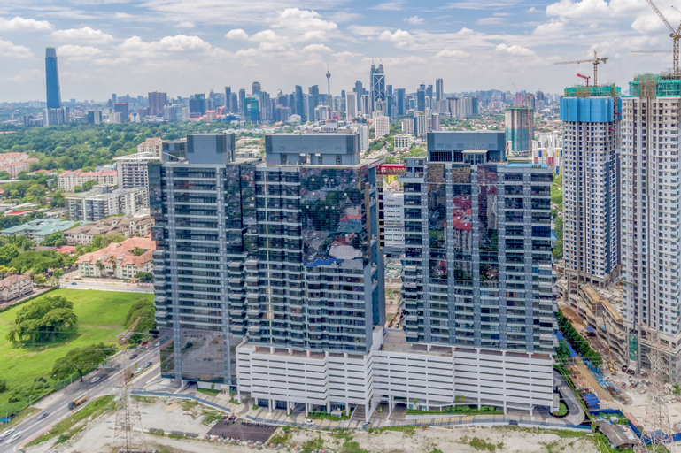 OYO 590 Home 3 Towers Studio Near PTT, Kuala Lumpur
