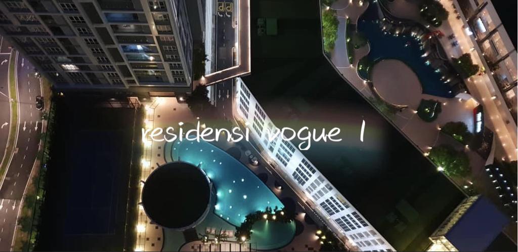 Residensi Vogue 1 KL Eco City, Kuala Lumpur