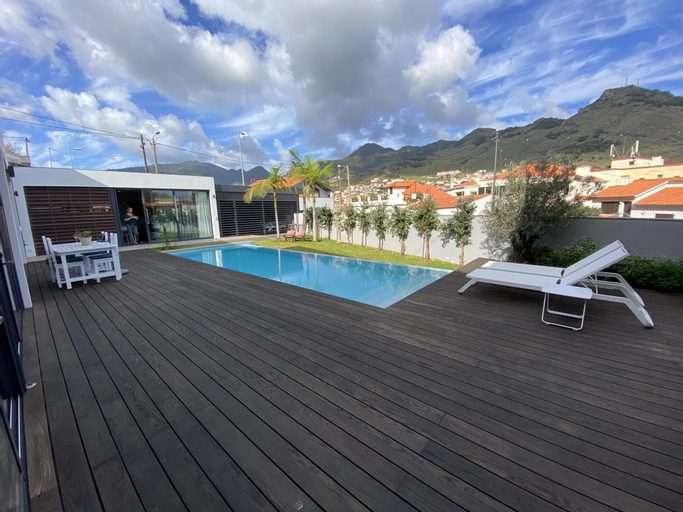 Studio in Machico, With Private Pool and Wifi - 300 m From the Beach, Machico