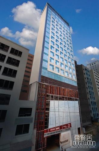 Lodgewood by L'hotel Mongkok Hong Kong, Yau Tsim Mong