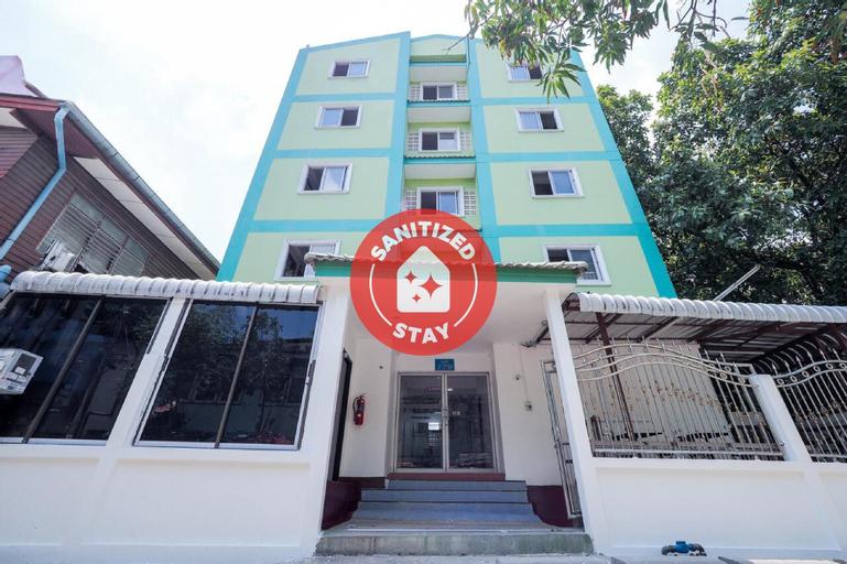 OYO 558 Green Room Bangkapi, Saphan Sung
