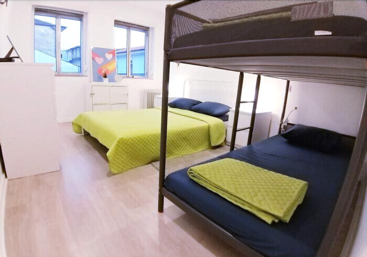 Hostel Theorynomad AL Braga, Braga