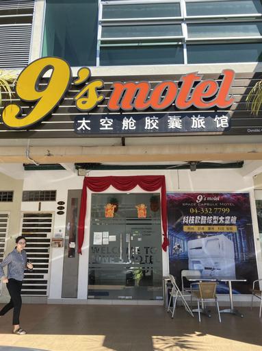 SPOT ON 89811 9's Motel, Seberang Perai Utara
