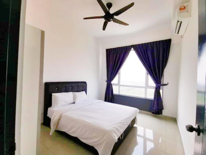 D'carlton seaview residensi - 3 Bedrooms by HeyDay, Johor Bahru