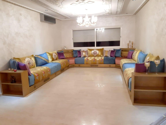 Apartment With 2 Bedrooms in Nouaseur, With Balcony - 20 km From the Beach, Casablanca