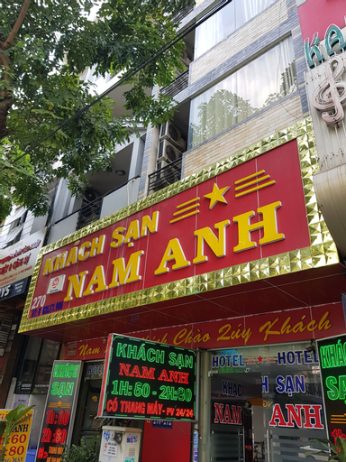 OYO 377 Nam Anh Hotel, Quận 6