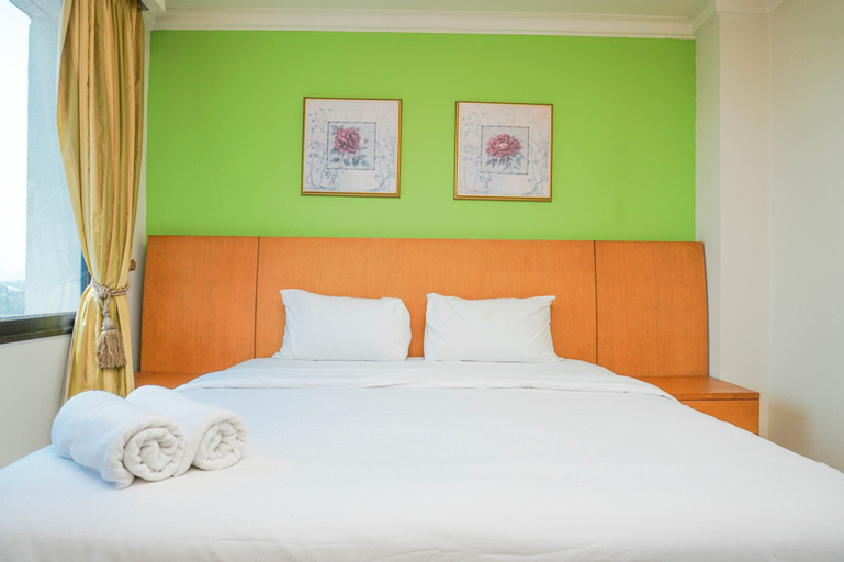 Good Location 2BR at Park Royale Apartment, South Jakarta