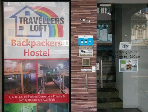 Travellers Loft @ Jalan Besar, Rochor