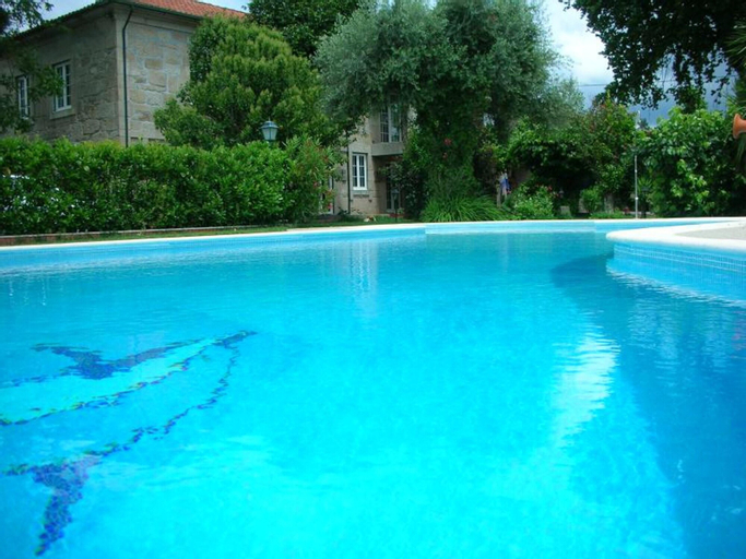 Villa With 4 Bedrooms in Pedraça, With Wonderful Mountain View, Private Pool, Enclosed Garden - 90 km From the Beach, Cabeceiras de Basto