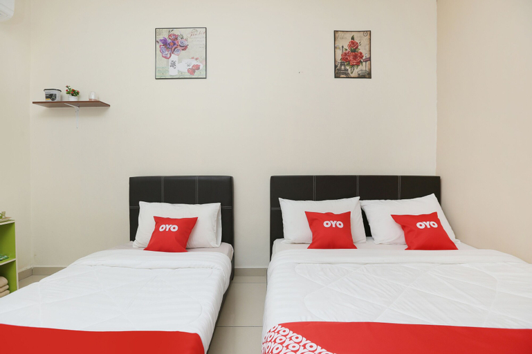 OYO 89902 Semerah Suites Homestay Pontian, Pontian